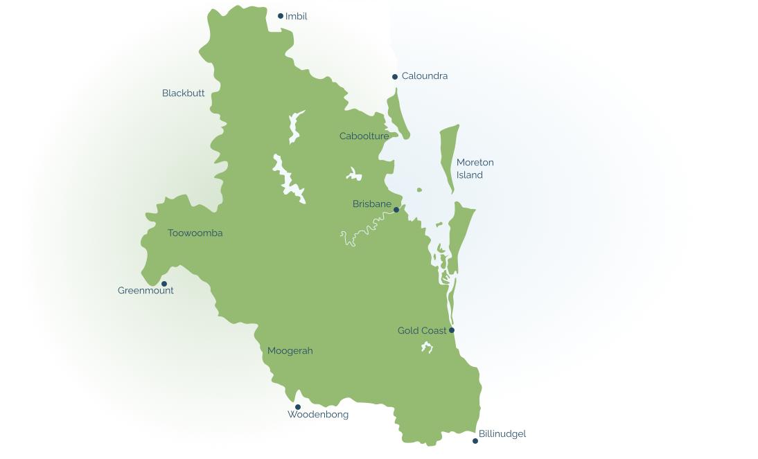 Southeast QLD